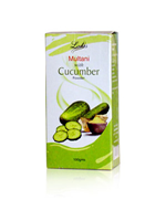 Lalas Multani With Cucumber Powder
