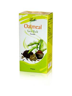 Lalas Oatmeal Powder
