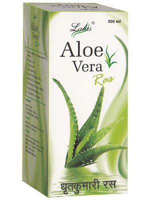 Lalas Aloe Vera Ras