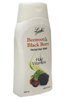 Lalas Beetroot & Blackberry Hair Wash (Shampoo)