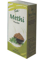 Lalas Methi Powder