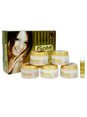 Lalas Gold Kit (6 in 1 Pack)