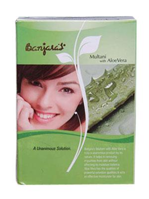 Banjaras Multani With Aloevera