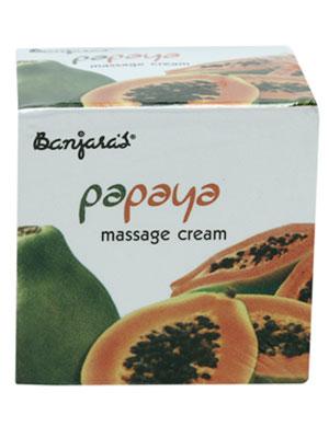Banjaras Papaya Massage Cream