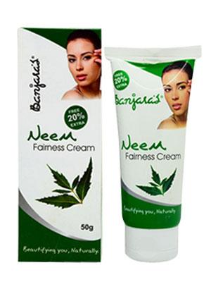 Banjaras Neem Fairness Cream