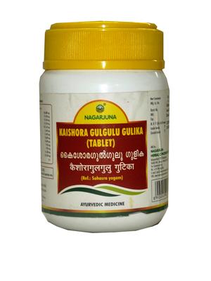 Nagarjuna Kaishora Gulgulu Gulika (Tablet)