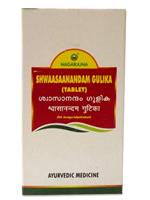 Nagarjuna Shwaasaanandam Gulika (Tablet)