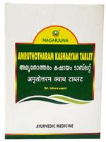Nagarjuna Amruthottharam Kashayam Tablet