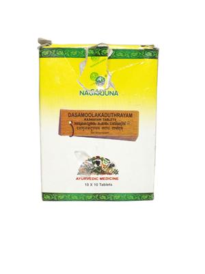 Nagarjuna Dasamoola kaduthyrayam kashayam Tablets