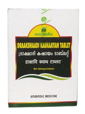 Nagarjuna Draakshaadi Kashaayam Tablet