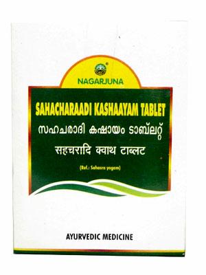 Nagarjuna Sahacharadi Kashayam Tablet