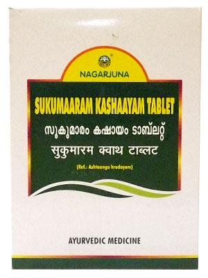 Nagarjuna Sukumaram Kashayam Tablet