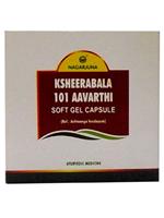 Nagarjuna Ksheerabala Avarthi 101 Capsule