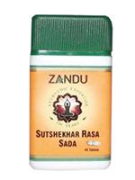 Zandu Sutshekhar Rasa (Sada)