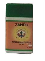 Zandu Mrityunjaya Rasa