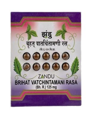 Zandu Vatchintamani Rasa (Brihat)
