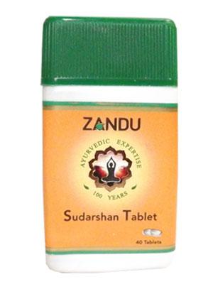 Zandu Sudarshan Tablet