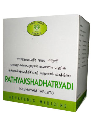 AVN Pathyakshadhatryadi Kashayam Tablet