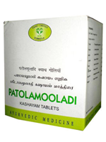 Avn Patolamooladi Kashayam Tablet
