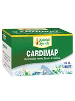 Maharishi Cardimap Tablets
