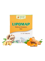 Maharishi Lipomap Tablets