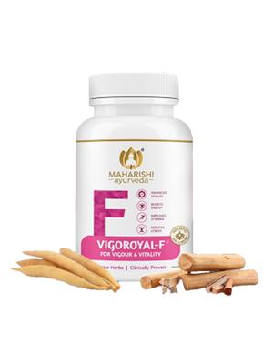Maharishi Vigoroyal Tablets For Women