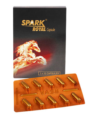 Vasu Spark Royal Capsules