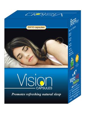 Mahaved Vision Capsules