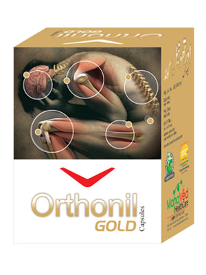 Mahaved Orthonil Gold Capsules