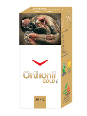 Mahaved Orthonil Gold Oil