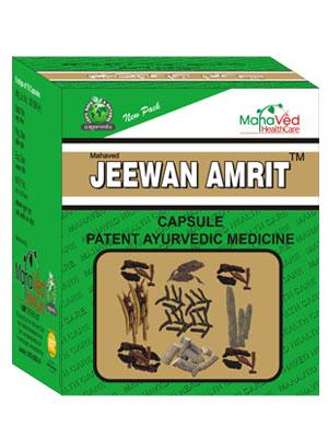Mahaved Jeewan Amrit Capsules