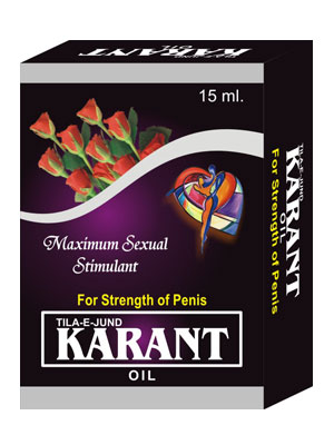Mahaved Karant Oil