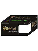 Mahaved Wild Cat Gel