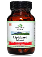Organic India Lipid Care Capsules