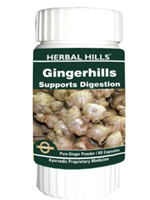 Herbal Hills Gingerhills Capsules