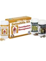 Herbal Hills Detoxhills Kit (Detoxhills Sennahills Triphalahills)