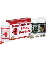 Herbal Hills Hemohills Kit (Hemohills Triphalahills Neemhills)