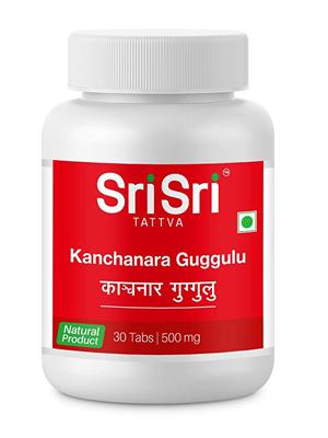 Sri Sri Tattva Kanchanara Guggulu Tablets