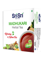 Sri Sri Tattva Madhukari Herbal Tea