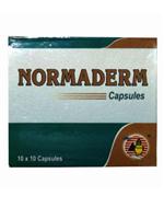 Amrita Normaderm Capsules