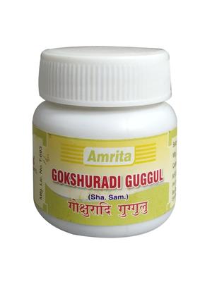 Amrita Gokshuradi Guggulu Tablets