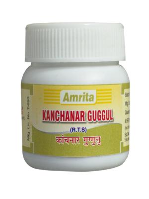 Buy Amrita Kanchanar Guggulu Tablets
