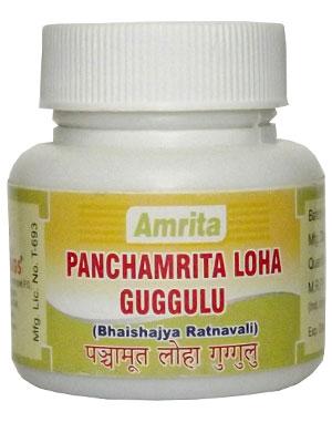 Amrita Panchamrita Loha Guggul
