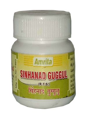 Amrita Sinhanad Guggulu