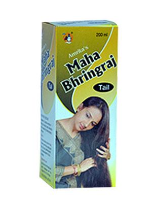 Amrita Maha Bhringraj Tail