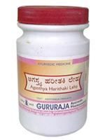Gururaja Agasthya Harithaki Leha