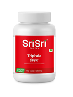Sri Sri Tattva Triphala Tablets
