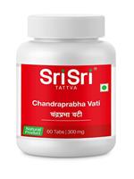 Sri Sri Tattva Chandraprabha Vati (Tablets)
