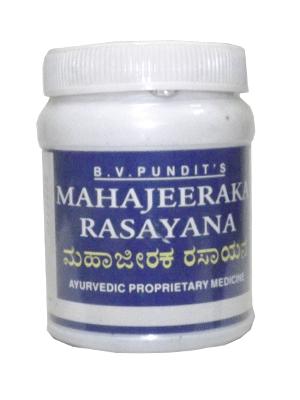 BV Pandit Mahajeeraka Rasayana