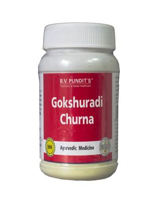 Bv Pandit Gokshuradi Churna